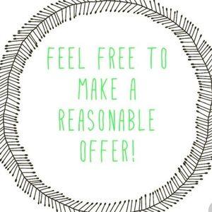 Make Me An Offer I cant resist 😃